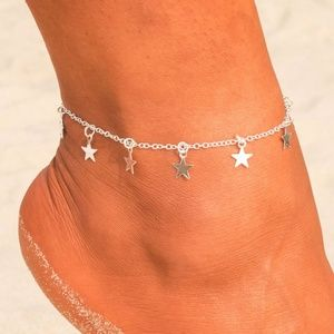 Jewelry - Star Anklet